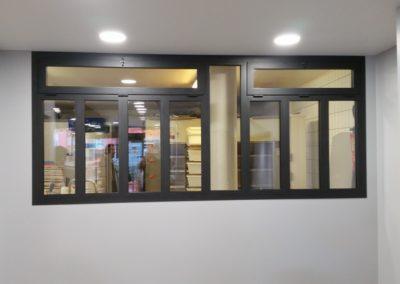 S-Win menuiserie aluminium Chambon Feugerolles (15) La Ricamarie